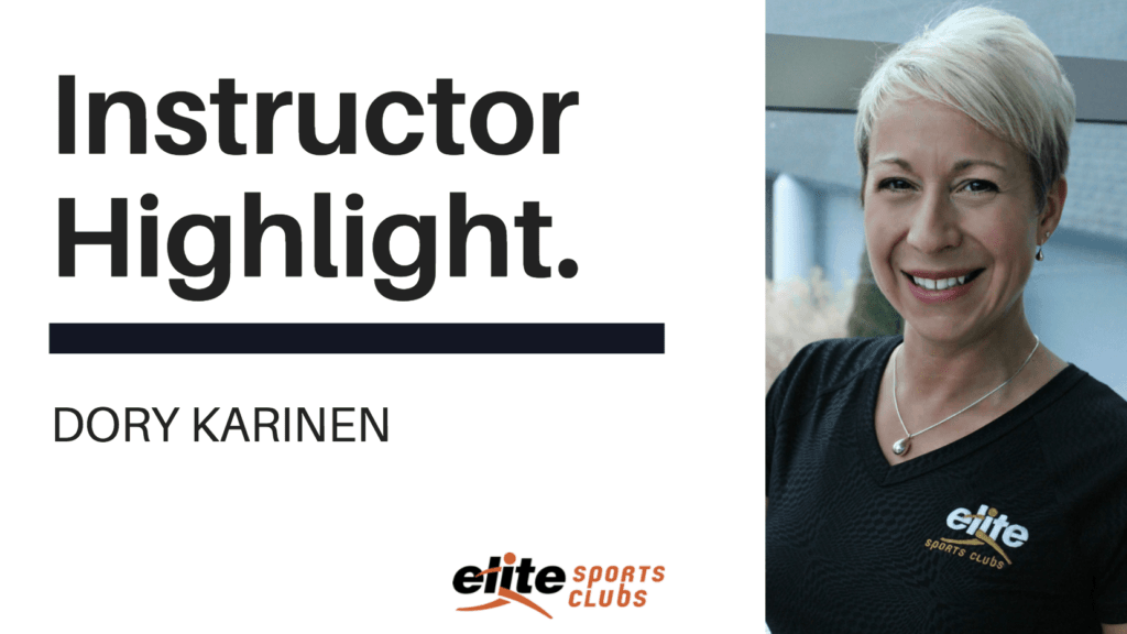 Elite Instructor Highlight - Dory Karinen
