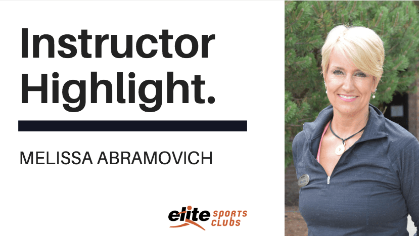 Elite Instructor Highlight - Melissa Abramovich