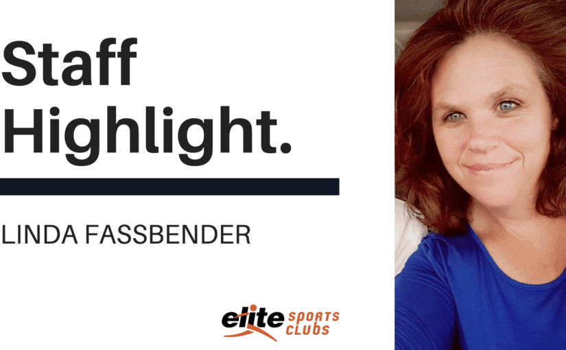 Elite Staff Highlight - Linda Fassbender