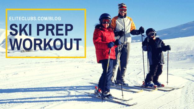 Ski Prep Workout