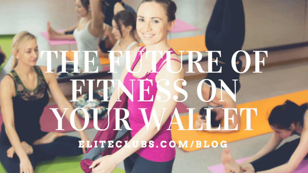 The Future of Fitness on Your Wallet