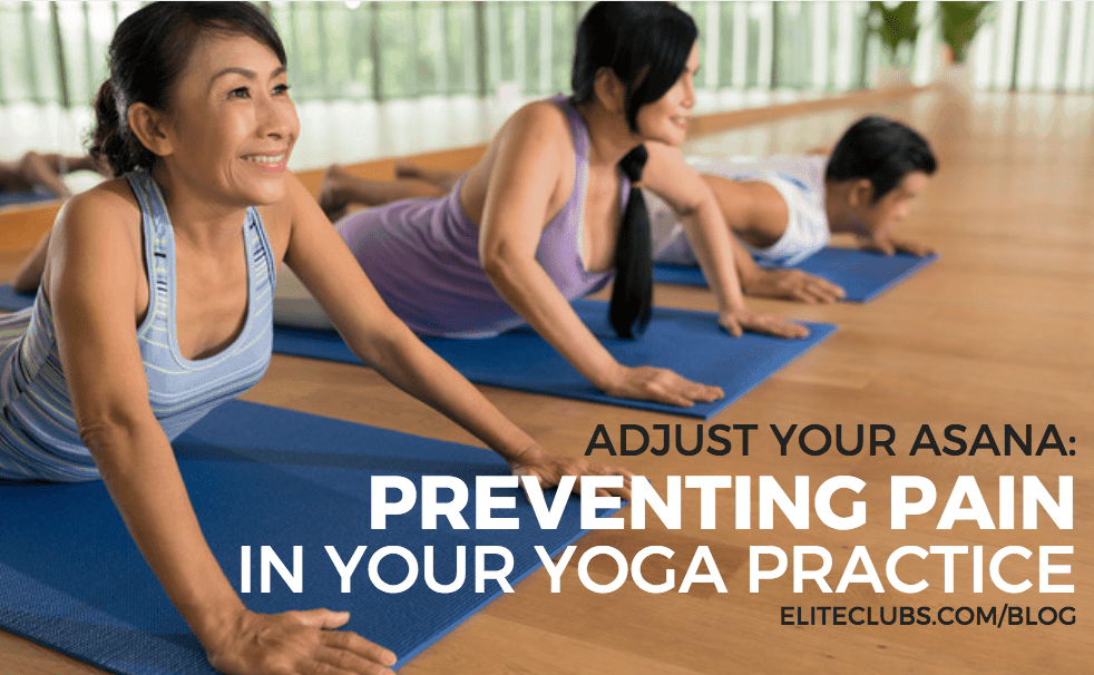 Adjust Your Asana - Preventing Pain in Your Yoga Practice (Part 2)