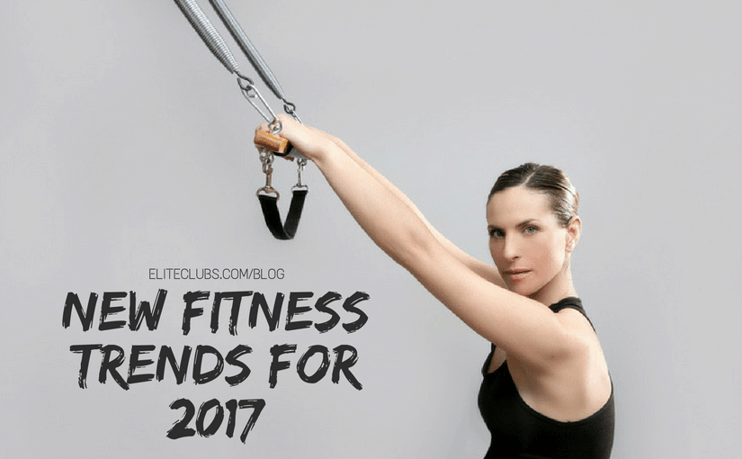 New Fitness Trends for 2017