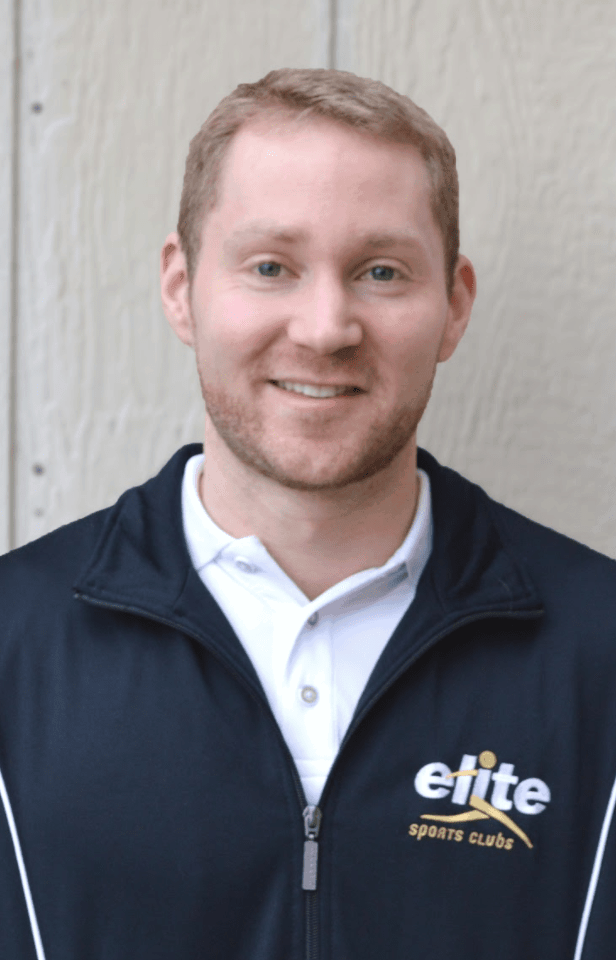Scott Eigenberg Member Services at Elite Sports Clubs