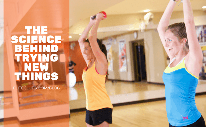 The Science Behind Trying New Things