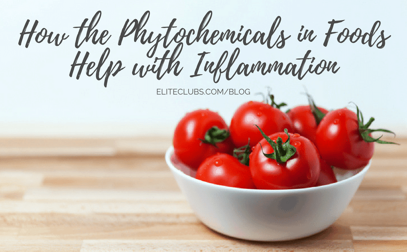 How the Phytochemicals in Foods Help with Inflammation