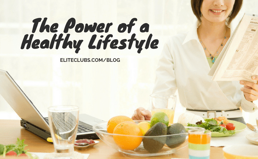 The Power of a Healthy Lifestyle