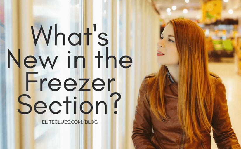 What's New in the Freezer Section?
