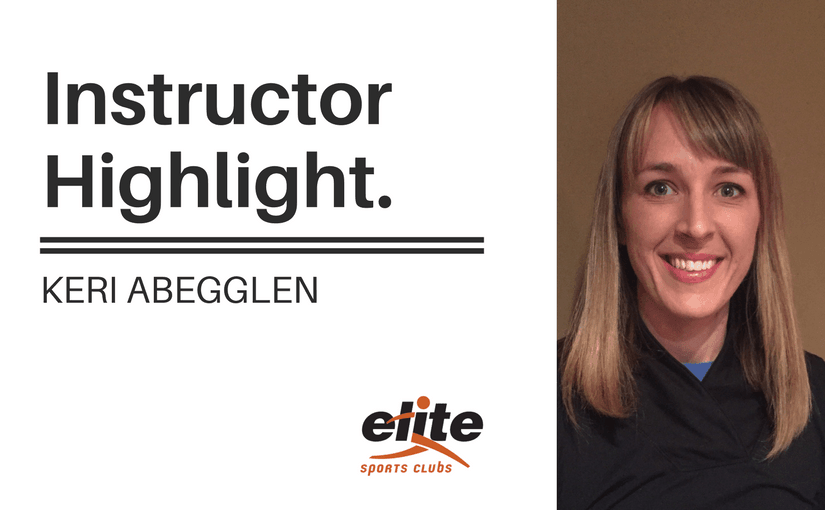 Instructor Highlight Keri Abegglen