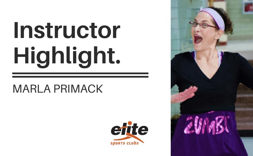 Instructor Highlight - Marla Primack
