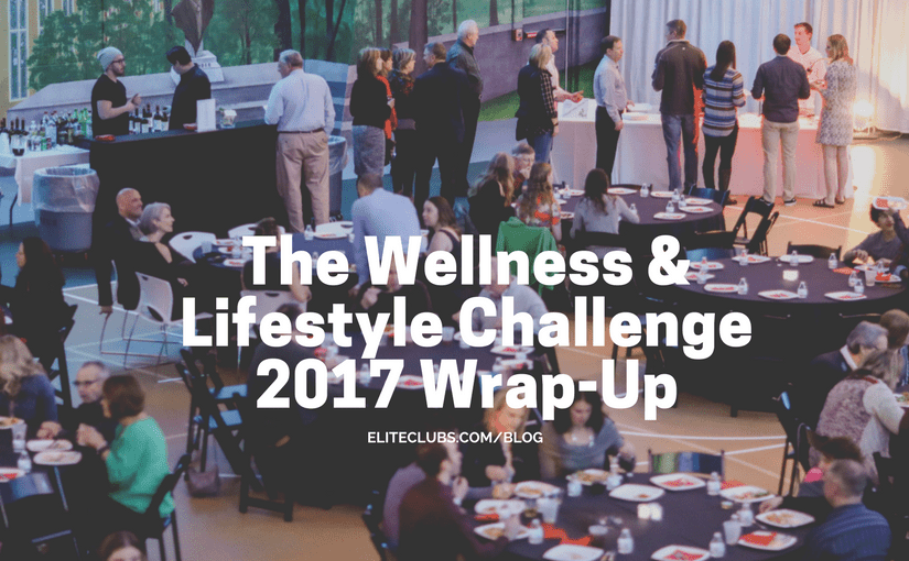 The Wellness and Lifestyle Challenge 2017 Wrap-up