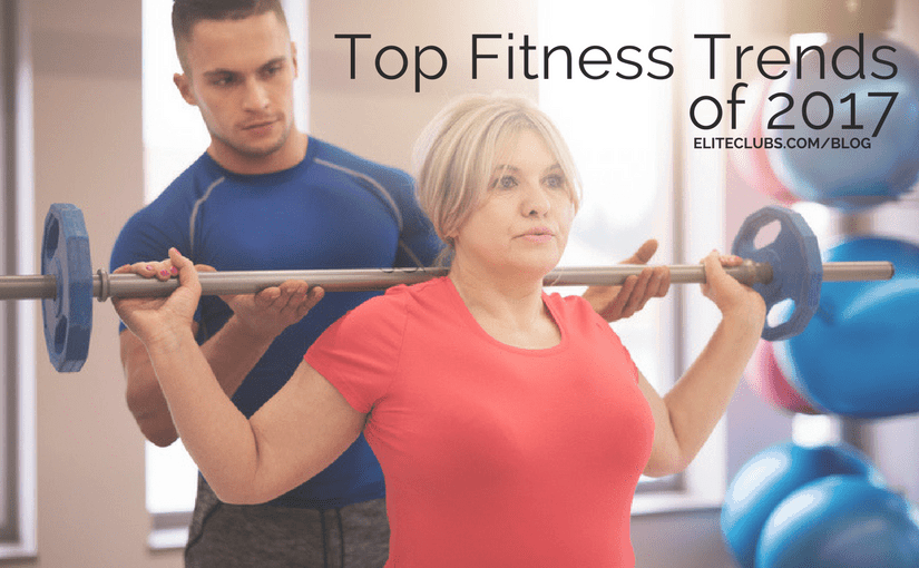 Top Fitness Trends of 2017