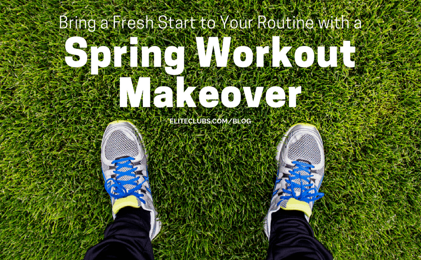 Bring a Fresh Start to Your Routine with a Spring Workout Makeover