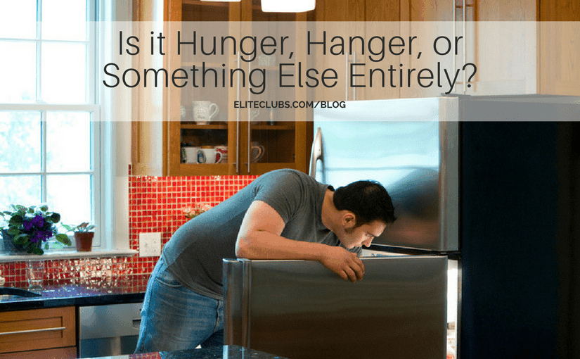 Is it Hunger, Hanger, or Something Else Entirely?