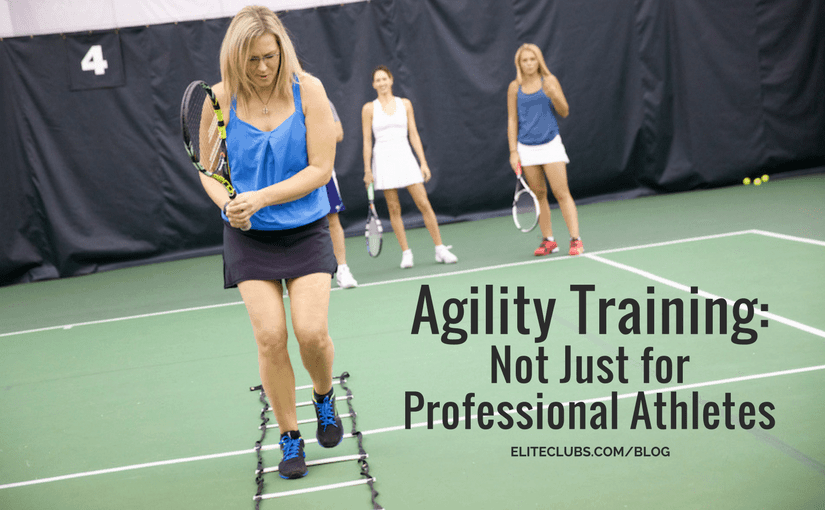 Agility Training: Not Just for Professional Athletes
