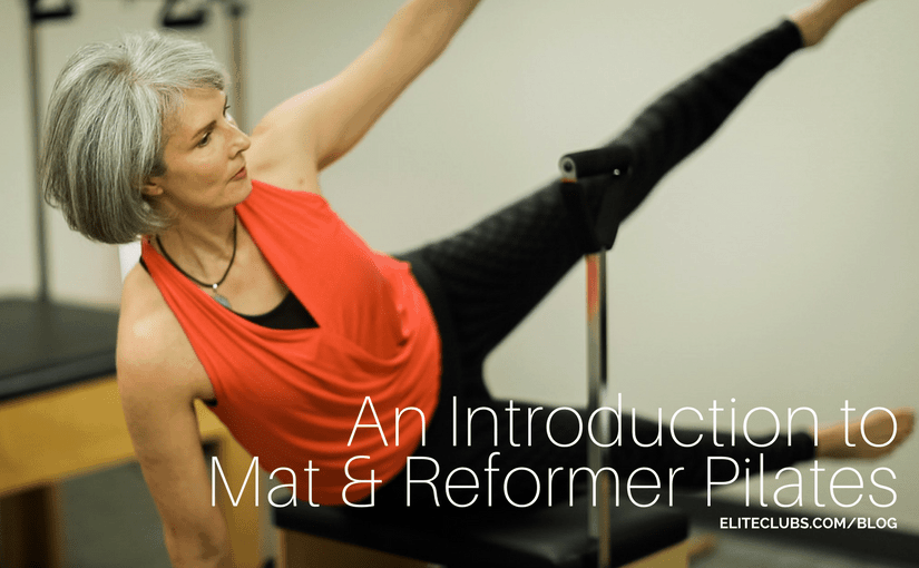An Introduction to Mat & Reformer Pilates