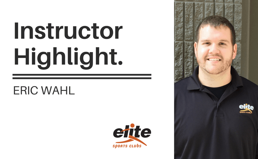 Instructor Highlight: Eric Wahl