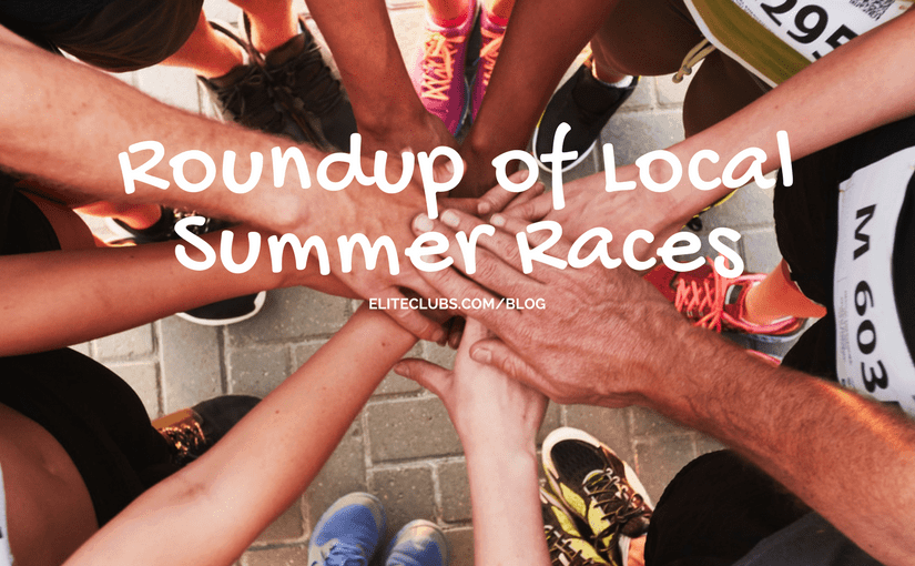 Roundup of Local Summer Races