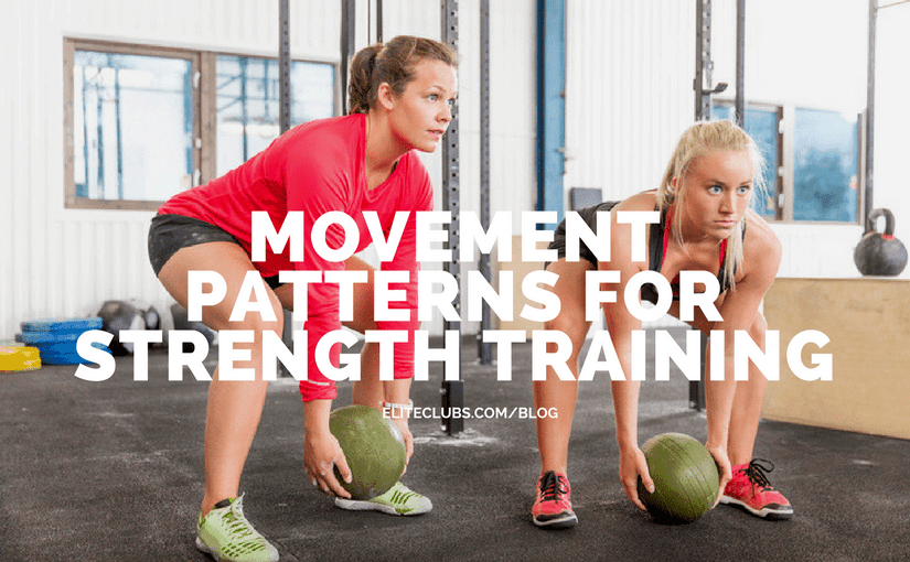 Movement Patterns for Strength Training