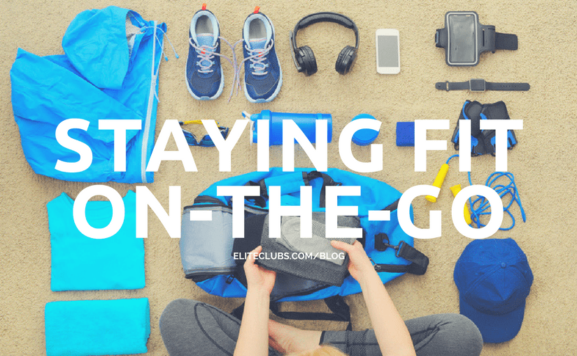 Staying Fit On-the-Go