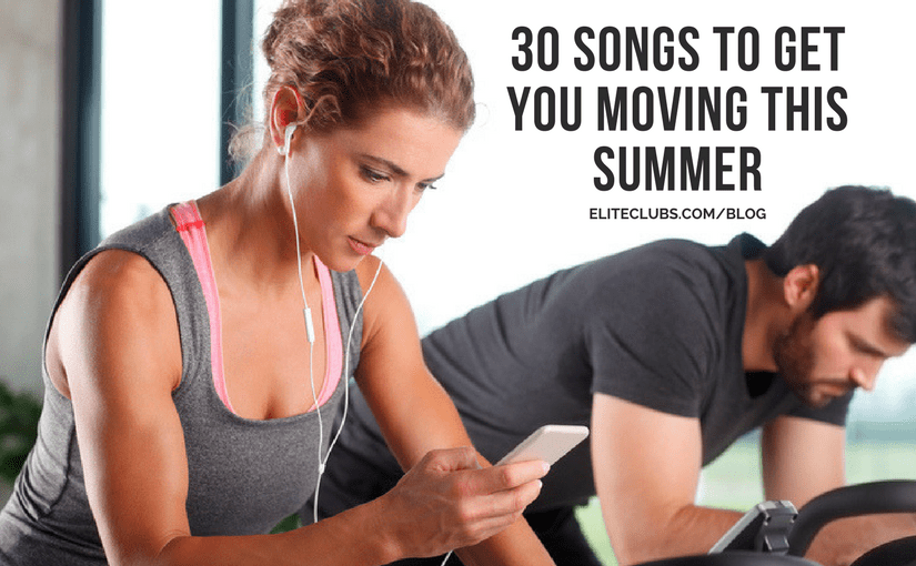 30 Songs to Get You Moving This Summer