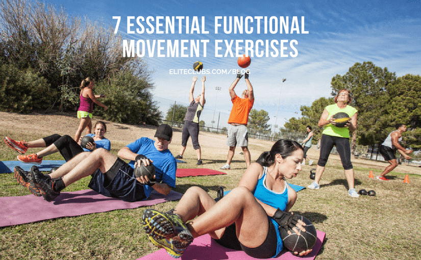 7 Essential Functional Movement Exercises