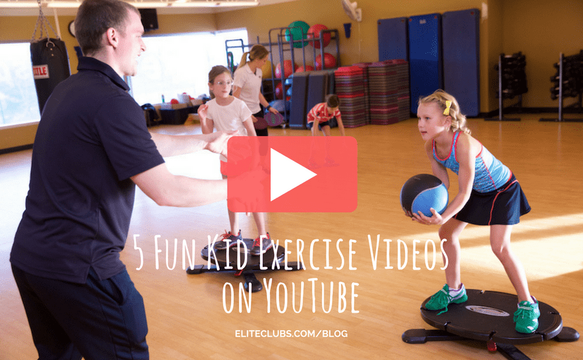 5 Fun Exercise Videos on Youtube