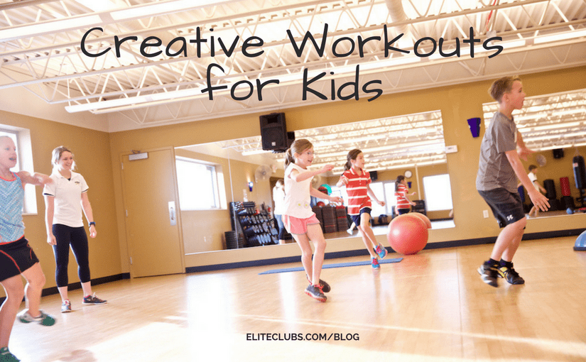 Creative Workouts for Kids