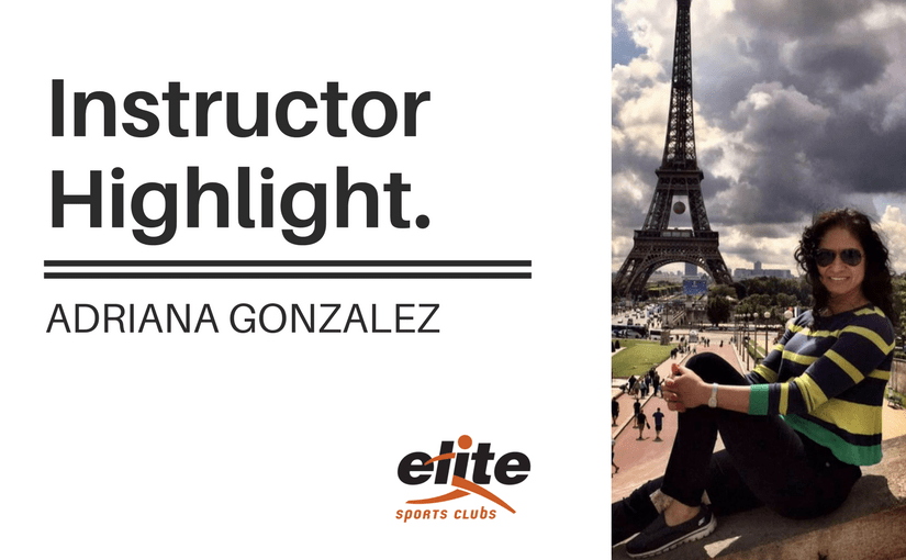 Instructor Highlight Adriana Gonzalez