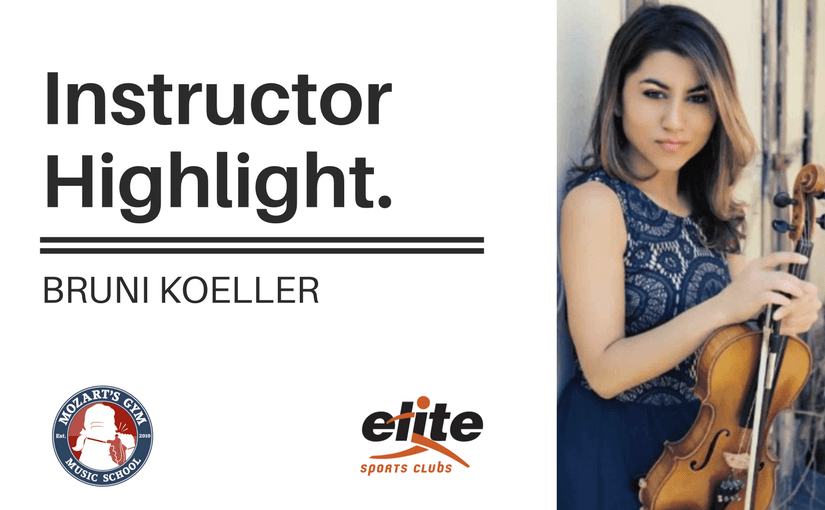 Instructor Highlight Bruni Koeller
