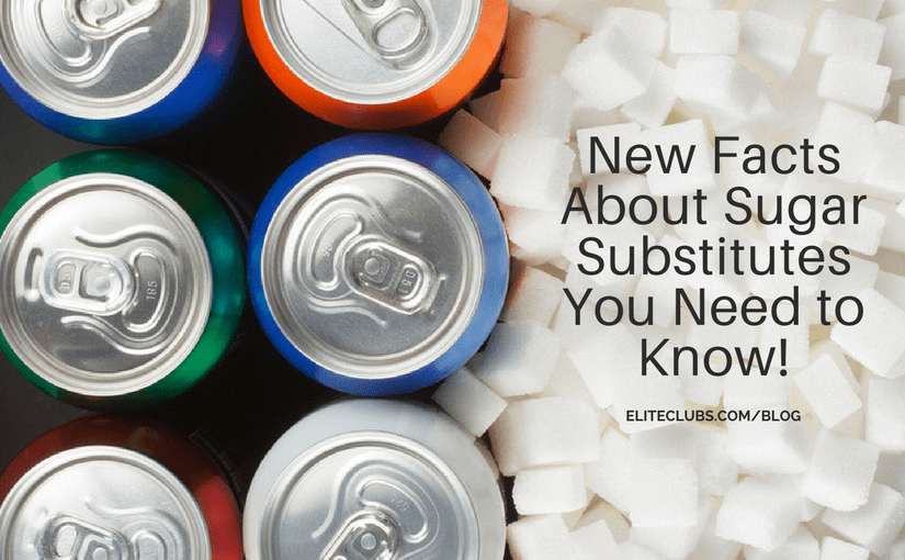New Facts About Sugar Substitutes You Need to Know