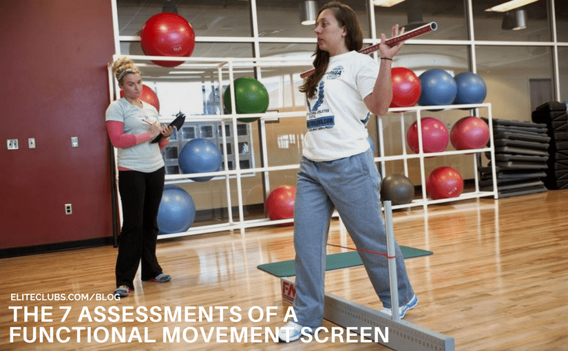 The 7 Assessments of a Functional Movement Screen