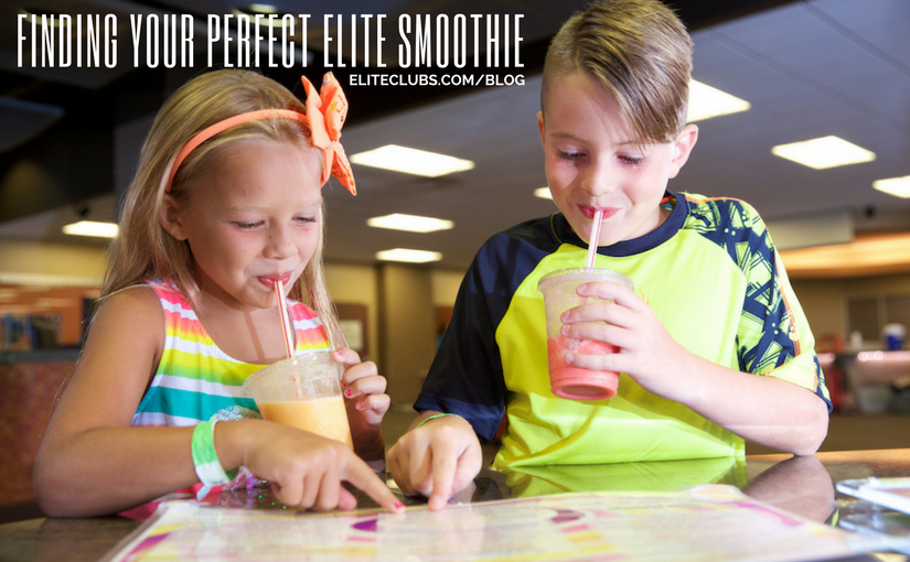 Finding Your Perfect Elite Smoothie