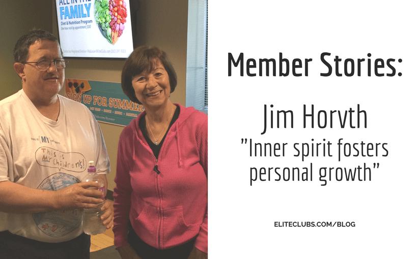 Member Stories - Jim Horvath