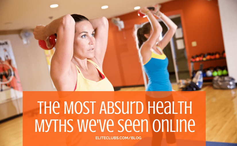 The Most Absurd Health Myths We've Seen Online