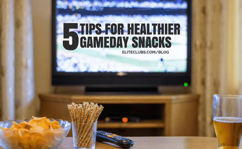 5 Tips for Healthier Gameday Snacks