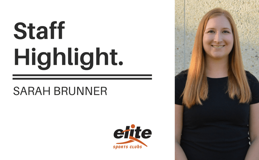 Staff Highlight Sarah Brunner