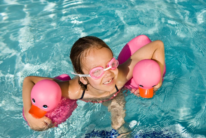 swim floating pool toys