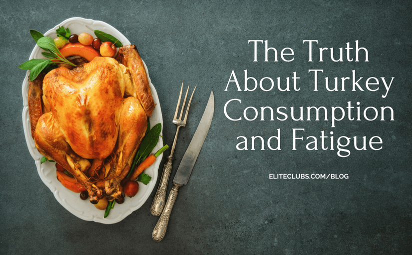 The Truth About Turkey Consumption and Fatigue