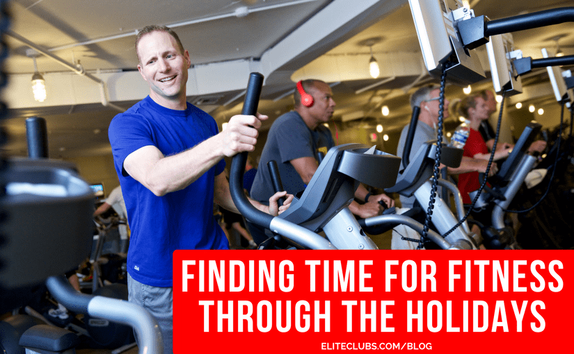 Finding Time for Fitness Through the Holidays