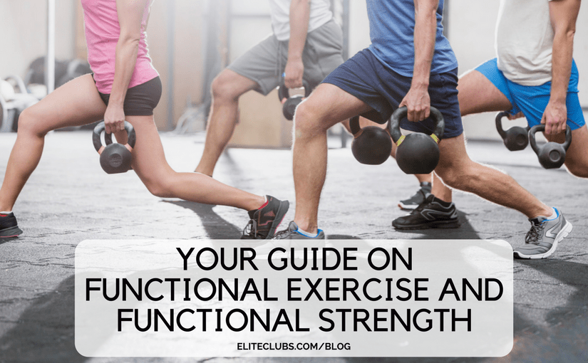 Your Guide on Functional Exercise and Functional Strength