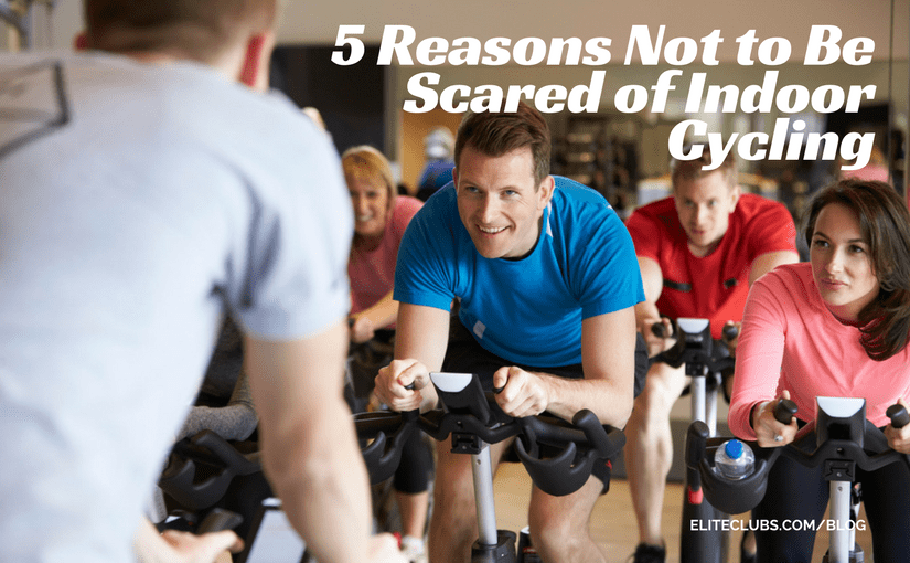 5 Reasons Not to Be Scared of Indoor Cycling