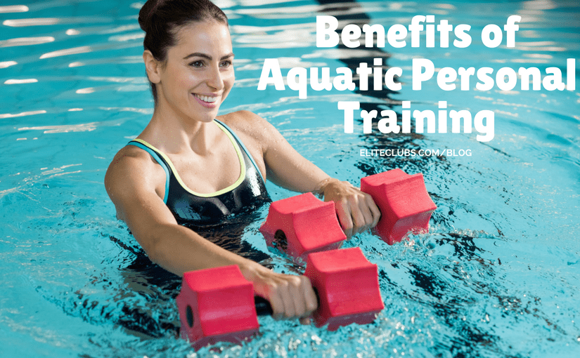 Benefits of Aquatic Personal Training