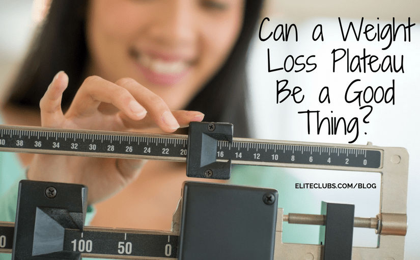 Can a Weight Loss Plateau Be a Good Thing?