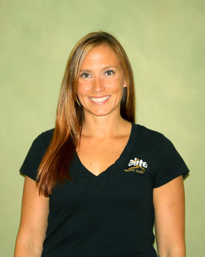 Melissa Radmer of Elite Sports Clubs