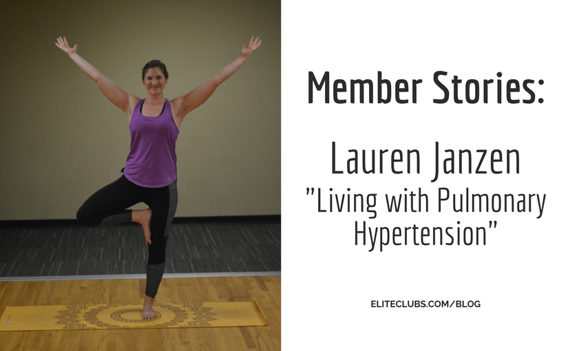 Member Stories: Lauren Janzen – Living with Pulmonary Hypertension