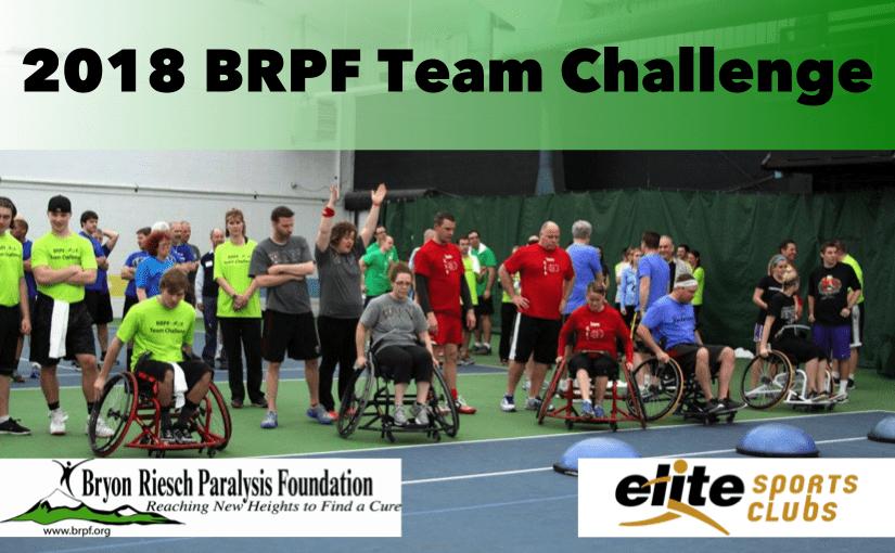 2018 BRPF Team Challenge
