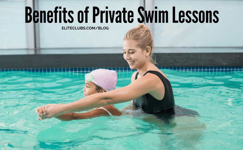 Benefits of Private Swim Lessons