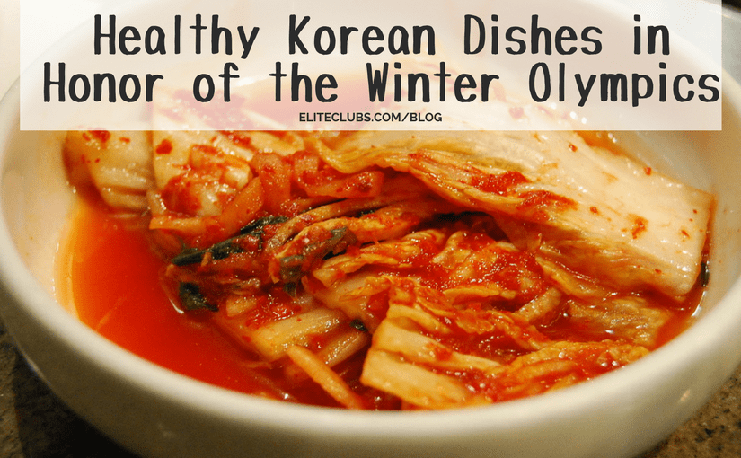 Healthy Korean Dishes in Honor of the Winter Olympics