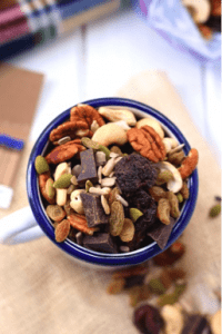 Healthy Snack Trail Mix